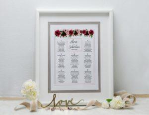 planer stołów weselnych