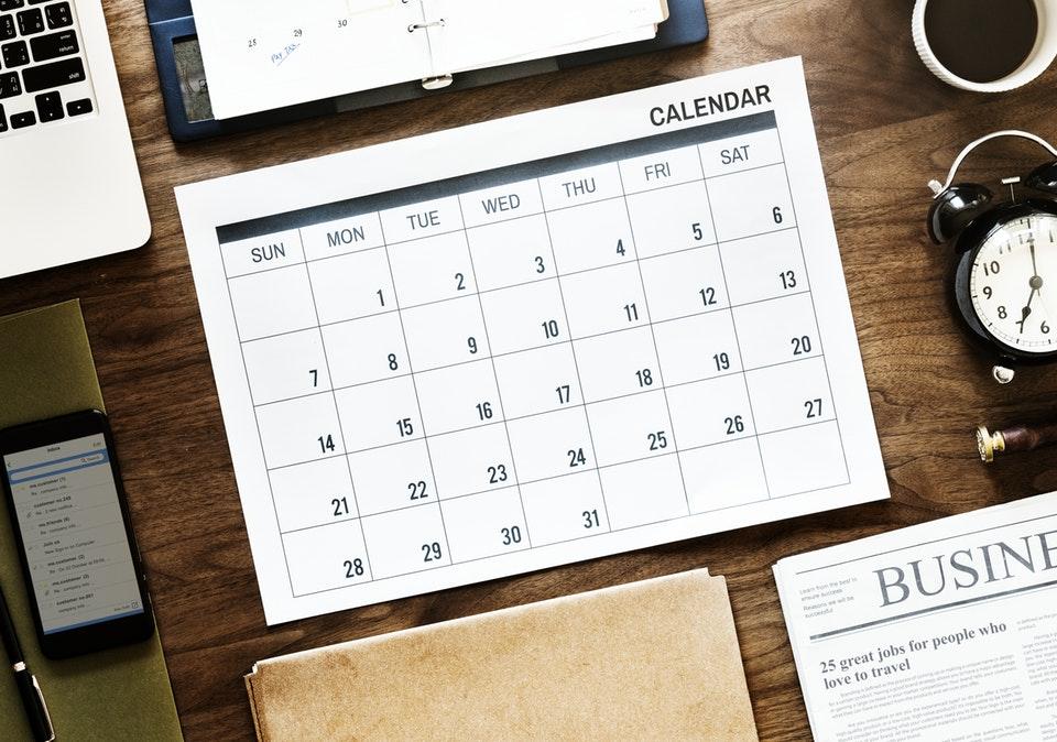 polski kalendarz